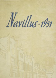 1951 Edition, Sullivan High School - Navillus Yearbook (Chicago, IL)