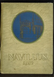1952 Edition, Sullivan High School - Navillus Yearbook (Chicago, IL)