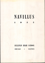 Page 5, 1955 Edition, Sullivan High School - Navillus Yearbook (Chicago, IL) online yearbook collection