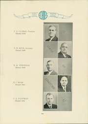 Page 13, 1932 Edition, Normal Community High School - Echoes Yearbook (Normal, IL) online yearbook collection