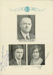 Page 14, 1932 Edition, Normal Community High School - Echoes Yearbook (Normal, IL) online yearbook collection