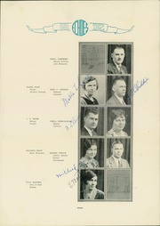 Page 15, 1932 Edition, Normal Community High School - Echoes Yearbook (Normal, IL) online yearbook collection