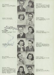 Page 15, 1948 Edition, Normal Community High School - Echoes Yearbook (Normal, IL) online yearbook collection