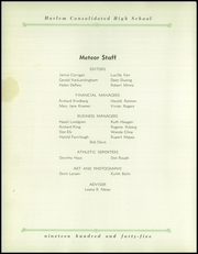 Page 14, 1945 Edition, Harlem High School - Meteor Yearbook (Machesney Park, IL) online yearbook collection