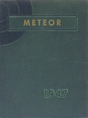Harlem High School - Meteor Yearbook (Machesney Park, IL) online yearbook collection, 1947 Edition, Page 1