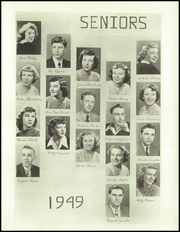 Page 37, 1949 Edition, Harlem High School - Meteor Yearbook (Machesney Park, IL) online yearbook collection