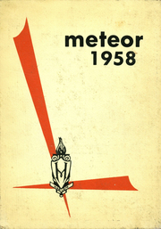 Harlem High School - Meteor Yearbook (Machesney Park, IL) online yearbook collection, 1958 Edition, Page 1