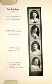 Page 17, 1917 Edition, Mattoon High School - Riddle Yearbook (Mattoon, IL) online yearbook collection