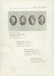 Page 16, 1927 Edition, Mattoon High School - Riddle Yearbook (Mattoon, IL) online yearbook collection