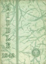1942 Edition, Mattoon High School - Riddle Yearbook (Mattoon, IL)