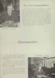 Page 10, 1945 Edition, Mattoon High School - Riddle Yearbook (Mattoon, IL) online yearbook collection