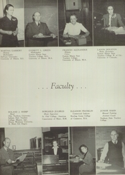 Page 12, 1945 Edition, Mattoon High School - Riddle Yearbook (Mattoon, IL) online yearbook collection