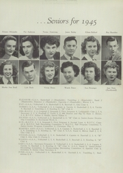 Page 17, 1945 Edition, Mattoon High School - Riddle Yearbook (Mattoon, IL) online yearbook collection