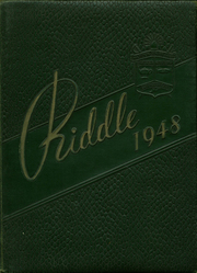 1948 Edition, Mattoon High School - Riddle Yearbook (Mattoon, IL)