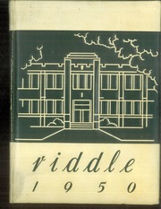 1950 Edition, Mattoon High School - Riddle Yearbook (Mattoon, IL)