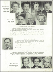 Page 15, 1952 Edition, Mattoon High School - Riddle Yearbook (Mattoon, IL) online yearbook collection