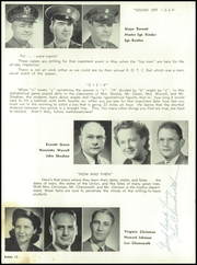 Page 16, 1952 Edition, Mattoon High School - Riddle Yearbook (Mattoon, IL) online yearbook collection