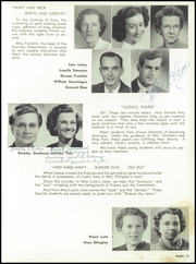 Page 17, 1952 Edition, Mattoon High School - Riddle Yearbook (Mattoon, IL) online yearbook collection