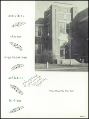Page 9, 1952 Edition, Mattoon High School - Riddle Yearbook (Mattoon, IL) online yearbook collection