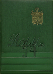 1954 Edition, Mattoon High School - Riddle Yearbook (Mattoon, IL)