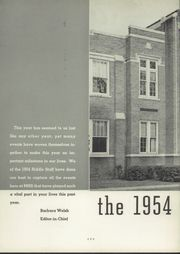 Page 6, 1954 Edition, Mattoon High School - Riddle Yearbook (Mattoon, IL) online yearbook collection