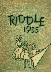 1955 Edition, Mattoon High School - Riddle Yearbook (Mattoon, IL)