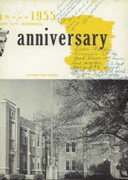 Page 7, 1955 Edition, Mattoon High School - Riddle Yearbook (Mattoon, IL) online yearbook collection