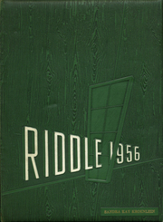 1956 Edition, Mattoon High School - Riddle Yearbook (Mattoon, IL)