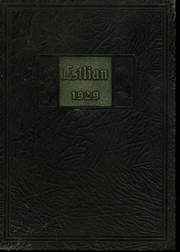 East St Louis High School - Estlian Yearbook (East St Louis, IL) online yearbook collection, 1929 Edition, Page 1