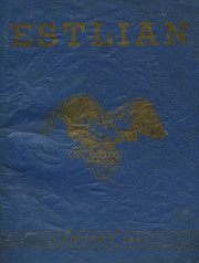 1942 Edition, East St Louis High School - Estlian Yearbook (East St Louis, IL)