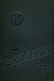 Page 1, 1945 Edition, East St Louis High School - Estlian Yearbook (East St Louis, IL) online yearbook collection