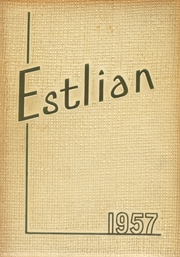 1957 Edition, East St Louis High School - Estlian Yearbook (East St Louis, IL)