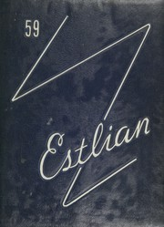 1959 Edition, East St Louis High School - Estlian Yearbook (East St Louis, IL)