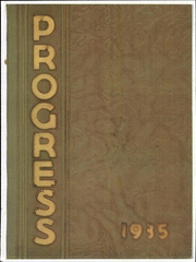 Page 1, 1935 Edition, Von Steuben High School - Progress Yearbook (Chicago, IL) online yearbook collection