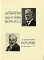 Page 13, 1935 Edition, Von Steuben High School - Progress Yearbook (Chicago, IL) online yearbook collection