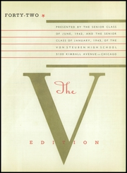 Page 7, 1942 Edition, Von Steuben High School - Progress Yearbook (Chicago, IL) online yearbook collection