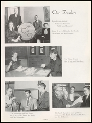 Page 17, 1959 Edition, Von Steuben High School - Progress Yearbook (Chicago, IL) online yearbook collection