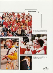 Mundelein High School - Obelisk Yearbook (Mundelein, IL) online yearbook collection, 1984 Edition, Page 15