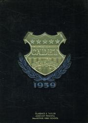 1959 Edition, MacArthur High School - Cadet Yearbook (Decatur, IL)