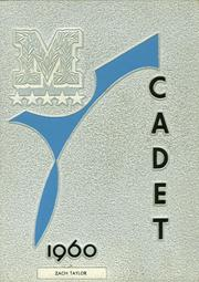 1960 Edition, MacArthur High School - Cadet Yearbook (Decatur, IL)
