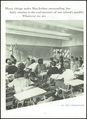 Page 10, 1960 Edition, MacArthur High School - Cadet Yearbook (Decatur, IL) online yearbook collection