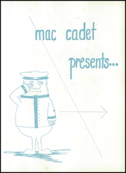 Page 5, 1960 Edition, MacArthur High School - Cadet Yearbook (Decatur, IL) online yearbook collection