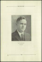 Page 10, 1925 Edition, Riverside Brookfield High School - Rouser Yearbook (Riverside, IL) online yearbook collection