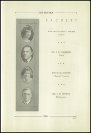 Page 11, 1925 Edition, Riverside Brookfield High School - Rouser Yearbook (Riverside, IL) online yearbook collection