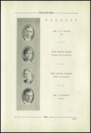 Page 13, 1925 Edition, Riverside Brookfield High School - Rouser Yearbook (Riverside, IL) online yearbook collection