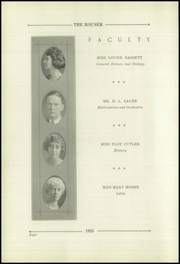 Page 14, 1925 Edition, Riverside Brookfield High School - Rouser Yearbook (Riverside, IL) online yearbook collection