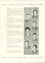 Page 37, 1929 Edition, Riverside Brookfield High School - Rouser Yearbook (Riverside, IL) online yearbook collection