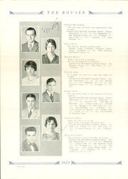 Page 38, 1929 Edition, Riverside Brookfield High School - Rouser Yearbook (Riverside, IL) online yearbook collection