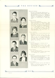 Page 40, 1929 Edition, Riverside Brookfield High School - Rouser Yearbook (Riverside, IL) online yearbook collection