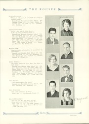 Page 41, 1929 Edition, Riverside Brookfield High School - Rouser Yearbook (Riverside, IL) online yearbook collection